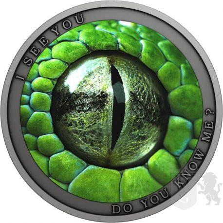 1$ Do You Know Me? 1/2 oz Ag 999 2021 Niue