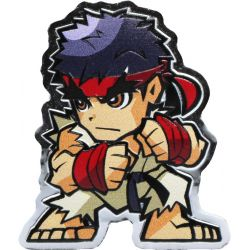 1$ Ryu Steet Fighter - Mini Wojownicy 1 oz Ag 999 2021 Fidżi