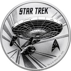 1$ Star Trek U.S.S. Enterprise