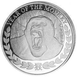 1000 Shillings Rok Małpy