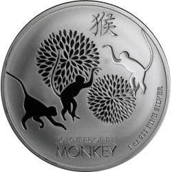 2$ Rok Małpy