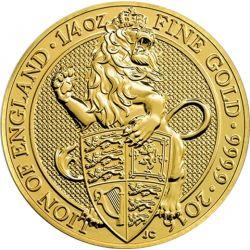 25£ Lew - Bestie Królowej