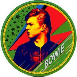 2£  Dawid Bowie - Legendy Muzyki, Stardust Edition 1 oz 999 2021 Wielka Brytania