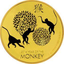 200$ Rok Małpy