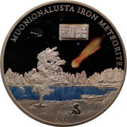 5$ Meteoryt, The Muonionalusta