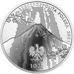 10zł Polish Olympic Team Tokyo 2020 Ag 925 2021