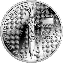 10zł Polska Reprezentacja Olimpijska Tokio 2020 Ag 925 2021