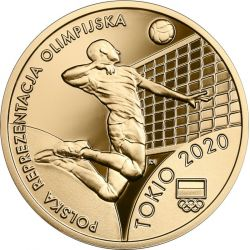 200zł Polska Reprezentacja Olimpijska Tokio 2020 Au 900 2021