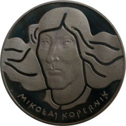 100 zł Mikołaj Kopernik 1973