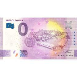 0 Euro 50 lat Miedź Legnica