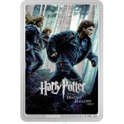 2$ Harry Potter and the Deathly Hallows Part 1