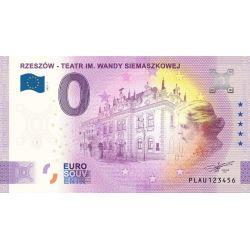 0 Euro Wanda Siemaszkowa Theatre