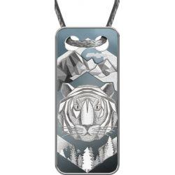 500 Franków Rok Tygrysa, Zawieszka 2022 10 g Ag 999 Kamerun