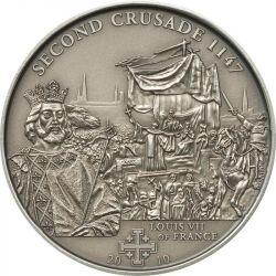 5$ Ludwik VII Młody - Historia Krucjat 2.