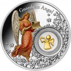 2$ Guardian Angel 28,28 g Ag 925 2021 Niue