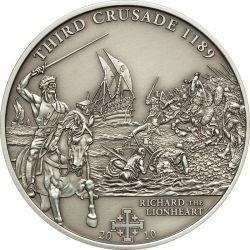 5$ Ryszard I Lwie Serce - Historia Krucjat 3.