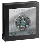 5$ Crystal Scarabaeus 2 oz Ag 999 2021