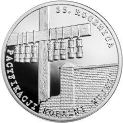 """10 zł Kopalnia """"Wujek"""" - 35. Rocznica Pacyfikacji"""