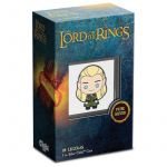 2$ Legolas - The Lord of the Rings, Chibi 1 oz Ag 999 2021 Niue