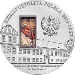 50zł The Palace of the Bishops of Kraków 2 oz Ag 999 2021