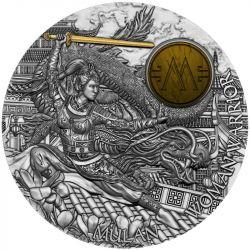 5$ Mulan - Woman Warrior