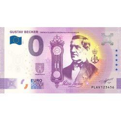 0 Euro Gustav Becker,...