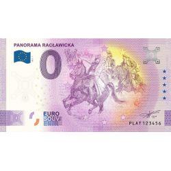 0 euro Racławice Panorama,...