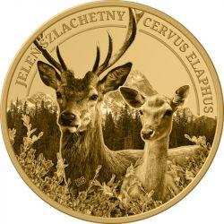 3 Denarius Red Deer - Animals of Poland 8,9 g GN 2021