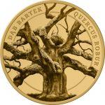 3 Denarius Bartek Oak - Treasures of Nature 2021