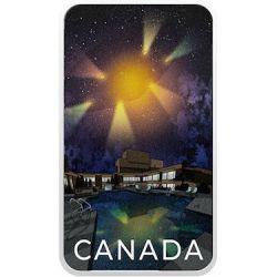 20$ Montreal, Niewyjaśniony incydent 1 oz Ag 999 2021 Kanada