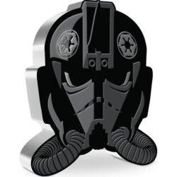 2$ Imperialny Pilot Myśliwca - Oblicza Imperium, Gwiezdne Wojny 1 oz Ag 999 2021