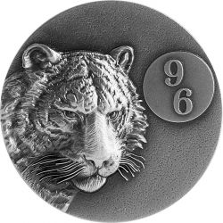 5$ Tiger 96 - Chinese...