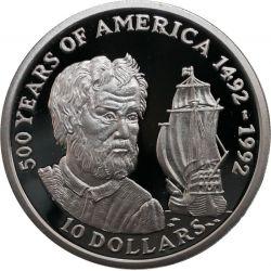 10$ Krzysztof Kolumb - 500...