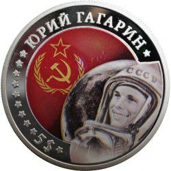 5$ Yuri Gagarin - Rosja w...