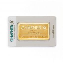 Gold Bar Chafner 50 G