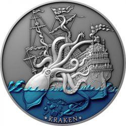 5$ Kraken - Sea Monster