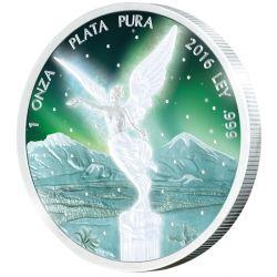 Frozen Libertad Aurora Rhodium