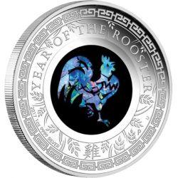 1$ Rok Koguta - Australijski Opal