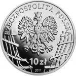 """10 zł Danuta Siedzikówna """"Inka"""" - Wyklęci przez Komunistów Żołnierze Niezłomni"""