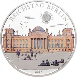 5$ Reichstag Berlin - World of Wonders
