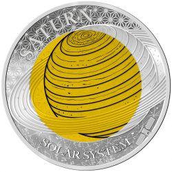 2$ Saturn Niobium - Układ Słoneczny