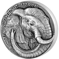 5000 Francs Słoń - Mauquoy