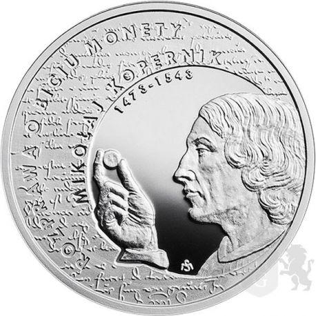 10 zl Nicolaus Copernicus - The Great Polish Economists