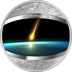 1$ Muonionalusta Meteoryt