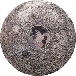 20$ Księżyc Satelita Ziemi - Meteoryt