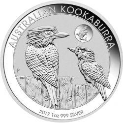 1$ Kookaburra Privy Mark Rekin