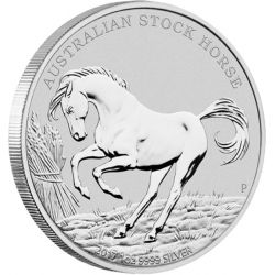 1$ Australian Stock Horse