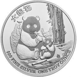 2$ Panda 2017 Niue