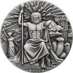 2$ Jupiter - Roman Gods