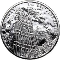 2£ Big Ben - Krajobrazy Wielkiej Brytanii